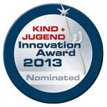 Kind + Jugend 2013 - Innovation Award